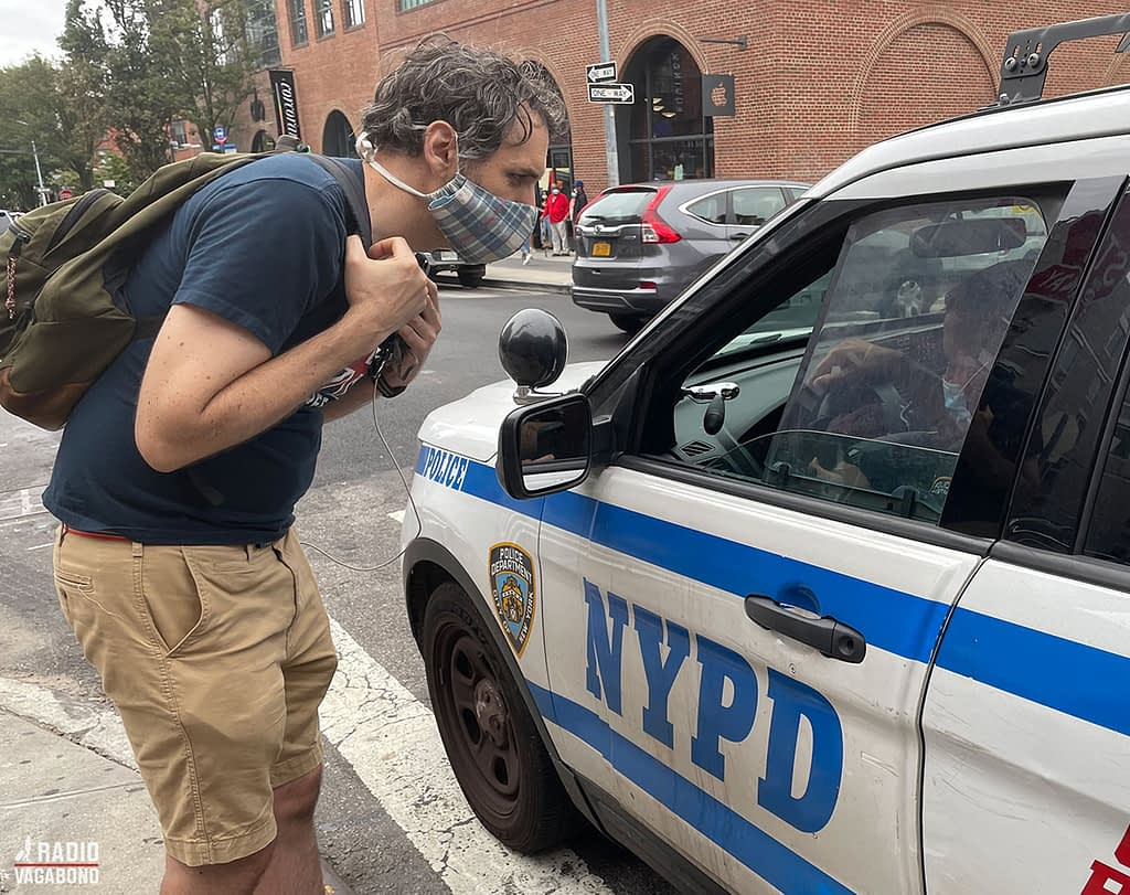NYPD helping Scott look for his car