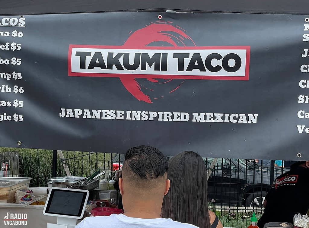 Japanese Inspired Mexican Food. Smorgasburg has it all.