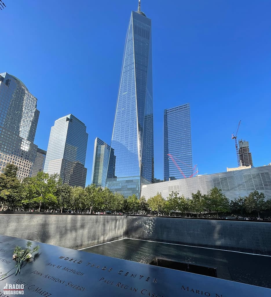 The new One World Trade Center is now the tallest building on Manhattan.