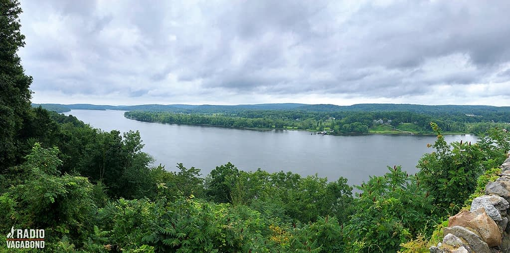 Connecticut has a lot of beautiful nature.
