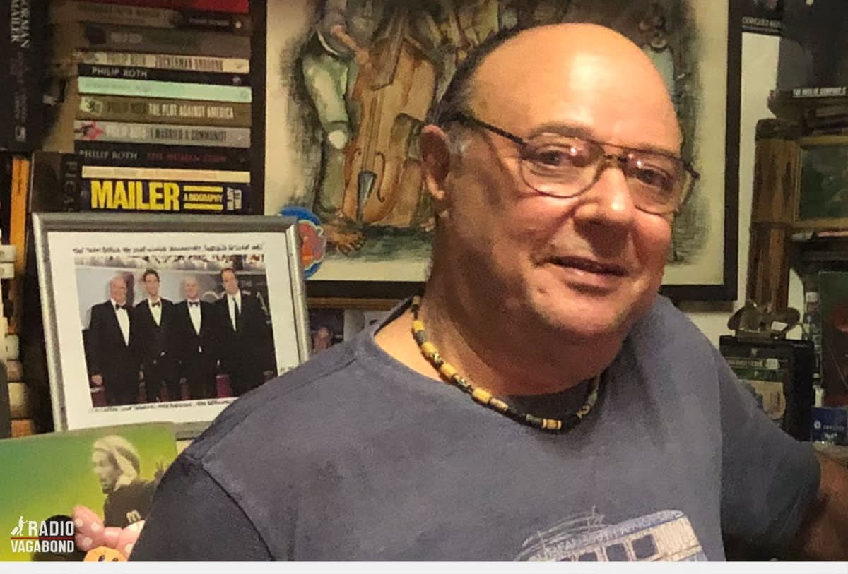 """Stephen """"Sugar"""" Segerman shares the story of Rodriguez and the movie"""