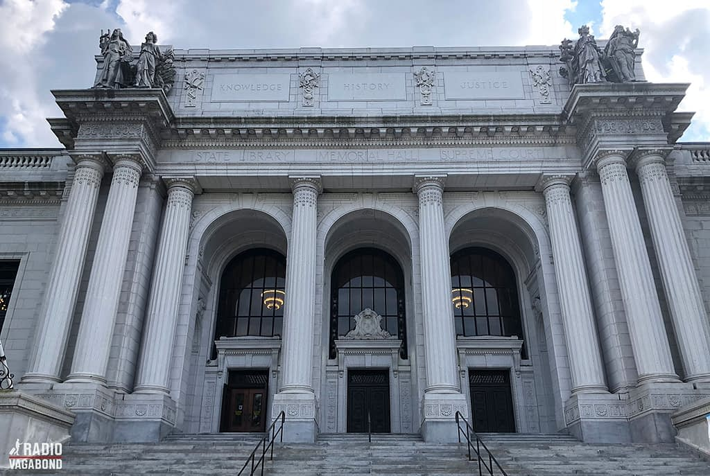 Connecticut State Library & Supreme Court Building