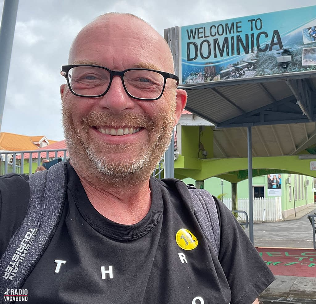 Welcome to Dominca in the Caribbean